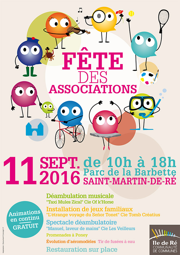 Affiche fetedesassociations 2016
