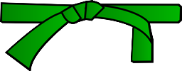 Ceinture verte