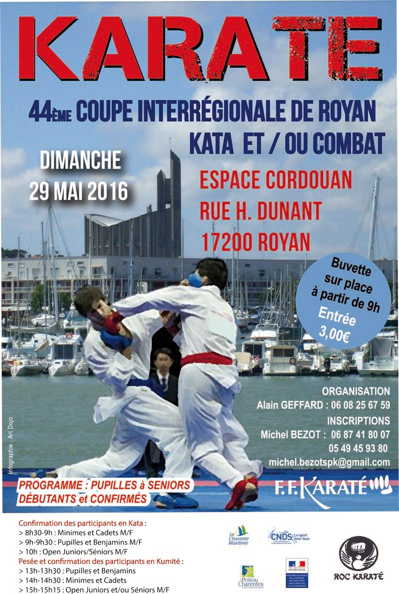 Coupe royan 2016