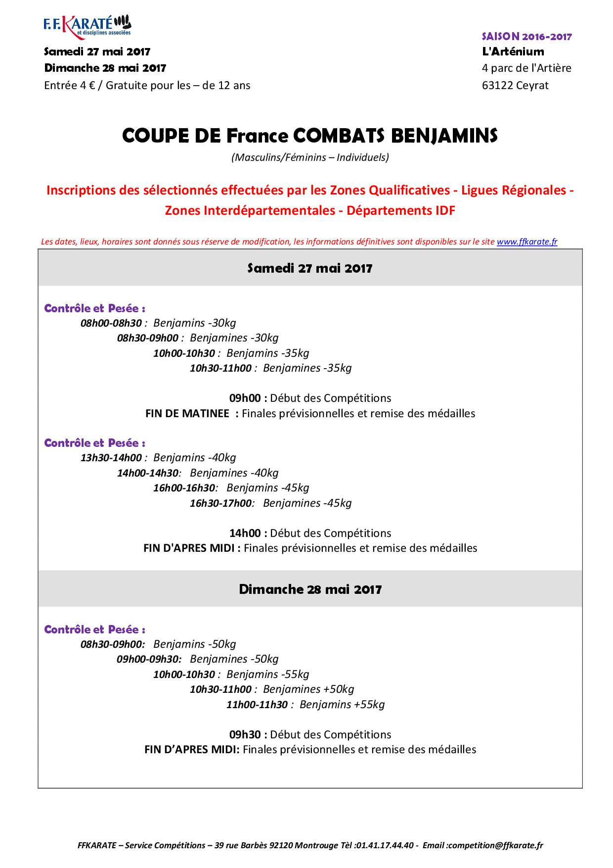 Cp fr comb benj 28052017